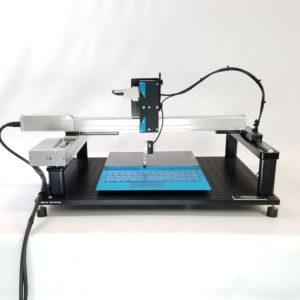 force calibration tester front