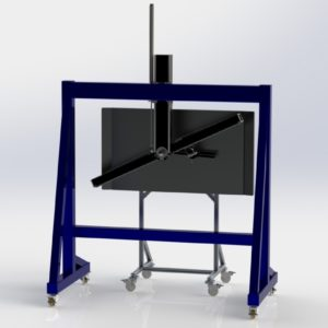 xl pt3 interactive touchscreen tester